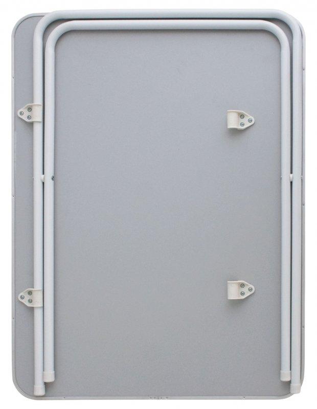 campingtisch klapptisch gartentisch mit mdf platte gr sse 60x40x50 cm etcf1101 ebay. Black Bedroom Furniture Sets. Home Design Ideas