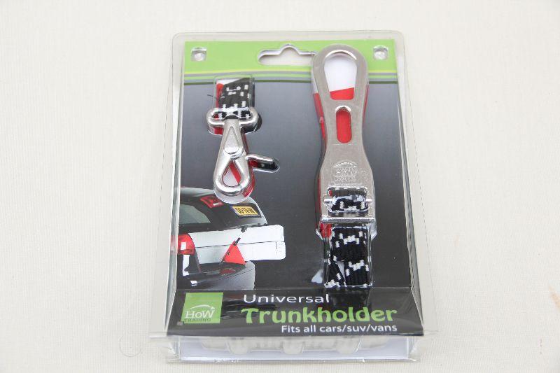 soporte maletero gancho cinta tensora tensor cintur n. Black Bedroom Furniture Sets. Home Design Ideas