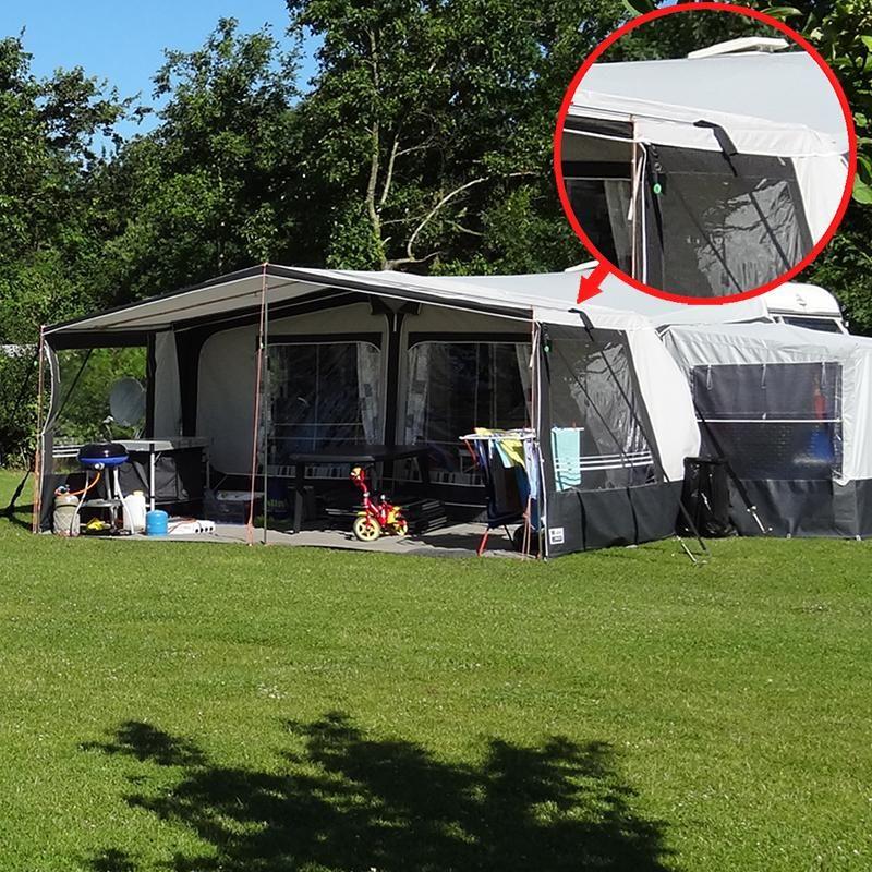 Eckenschoner F R Sturmband Set 3 St Ck Vorzelt Zelt