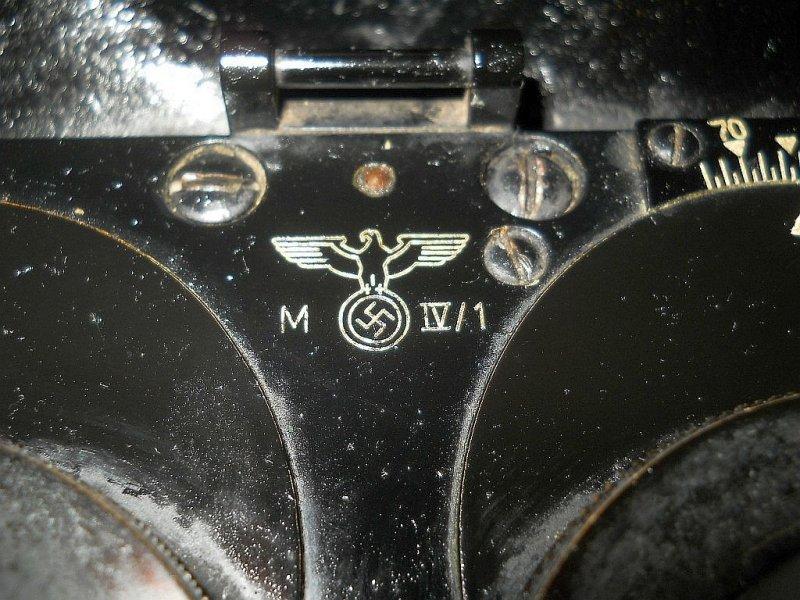 Carl Zeiss Entfernungsmesser : Zeiss richtfernrohr für m em