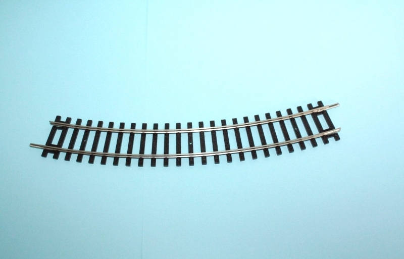 Piko 55211  A-Gleis - geb. R1 360 mm 30° - neuwertig - Zubehör - Gleise
