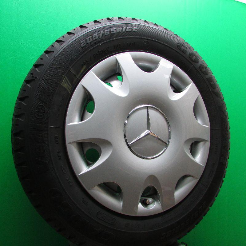 Allwetterreifen Mercedes V Klasse