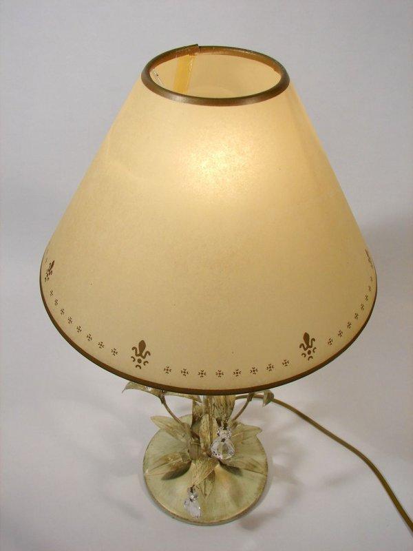laura ashley lampe tischlampe stoffschirm landhausstil shabby chic ebay. Black Bedroom Furniture Sets. Home Design Ideas