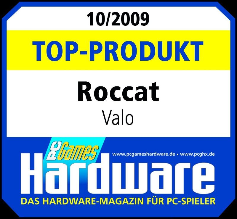 roccat valo gaming tastatur keyboard spiele leucht tastatur englisch uk 4250288128002 ebay. Black Bedroom Furniture Sets. Home Design Ideas