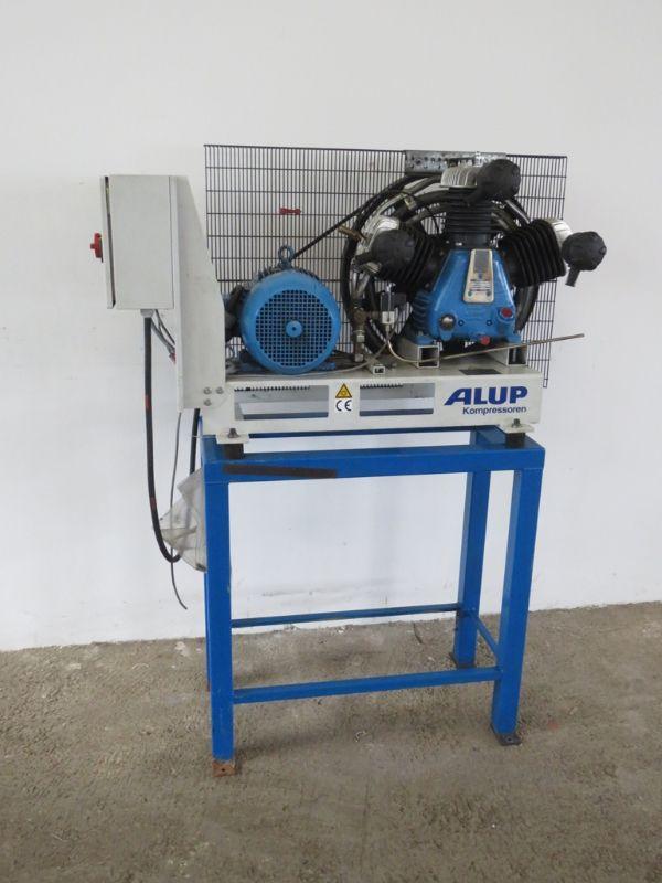 alup hl 131013 kolbenkompressor 3 zylinder kompressor 10 bar 7 5 kw 985 l min ebay. Black Bedroom Furniture Sets. Home Design Ideas