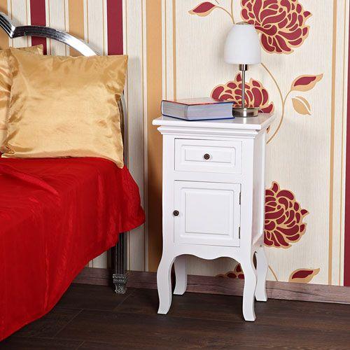 nachtisch beistelltisch nachtschrank kommode 33 5x61. Black Bedroom Furniture Sets. Home Design Ideas