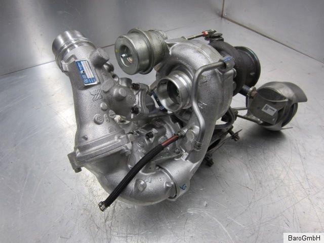 mercedes w212 w204 turbolader abgasturbolader turbo om 651. Black Bedroom Furniture Sets. Home Design Ideas