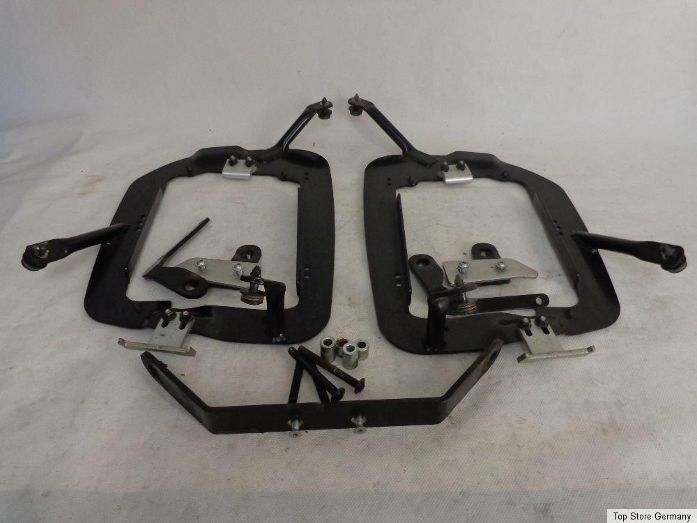 honda cbf 600 cbf600 pc38 sw motech quick lock. Black Bedroom Furniture Sets. Home Design Ideas