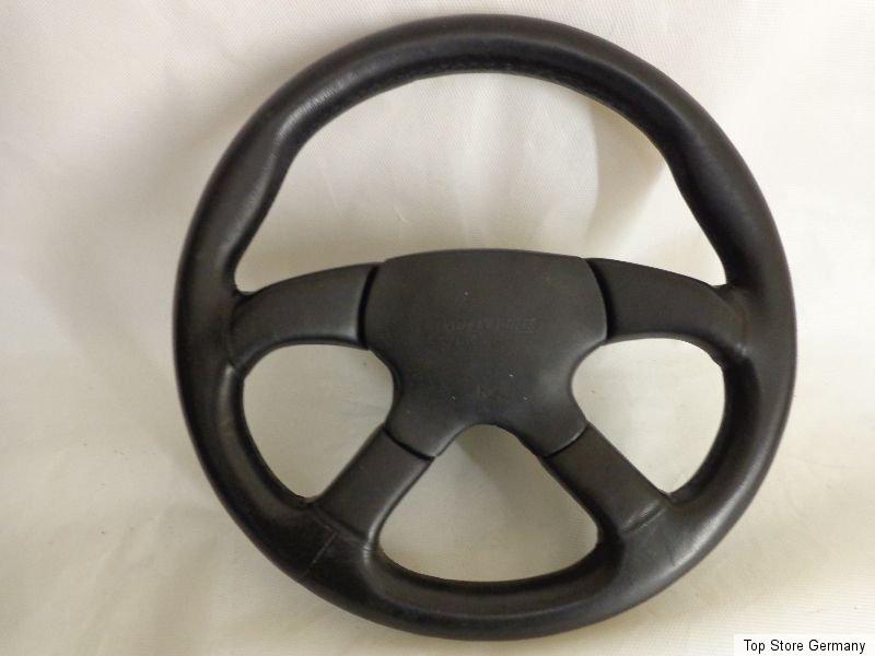 atiwe cosmo indianapolis typ 42 lederlenkrad 4 speichen steering wheel. Black Bedroom Furniture Sets. Home Design Ideas