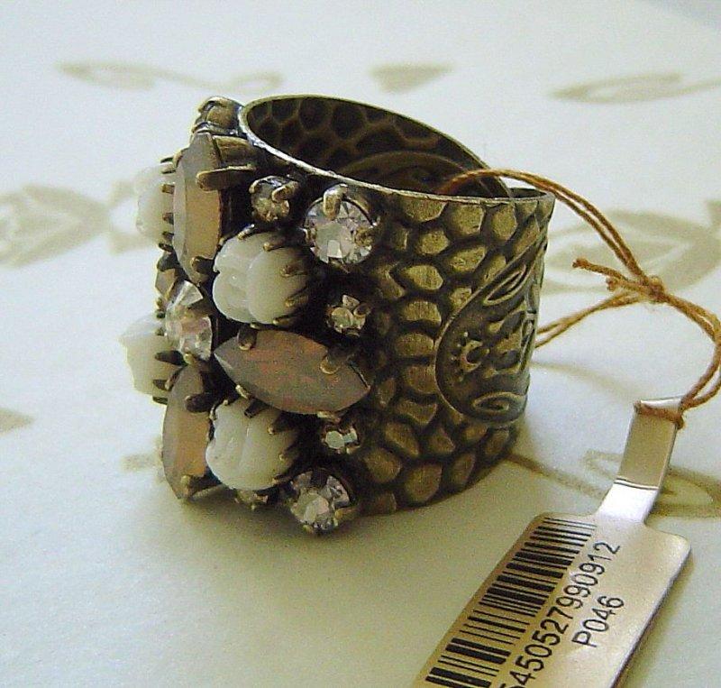 konplott ring multi antique bronze ebay