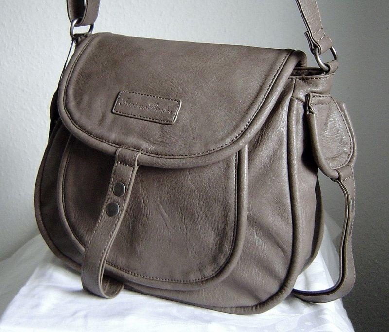 tasche schultertasche shopper bag magdalena boston antik fritzi aus. Black Bedroom Furniture Sets. Home Design Ideas