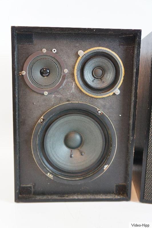 lautsprecher boxen paar speaker hifi 330 iii 30 50 watt 4 8 ohm gecheckt 3 weg ebay. Black Bedroom Furniture Sets. Home Design Ideas