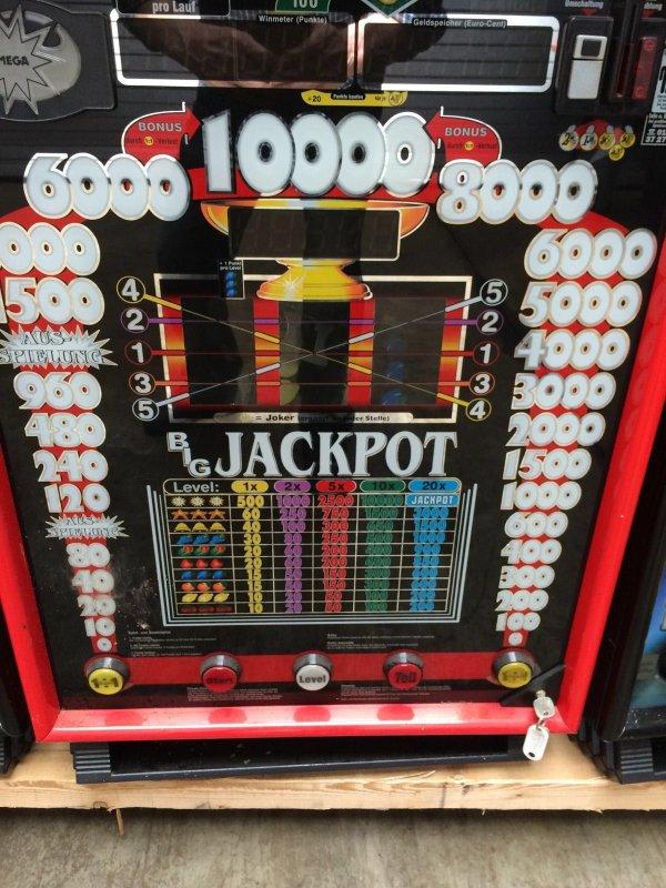 spielautomaten gauselmann