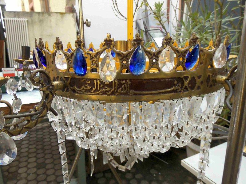kristall kronleuchter h ngelampe 12 flammig 80 cm h 70 cm ebay. Black Bedroom Furniture Sets. Home Design Ideas