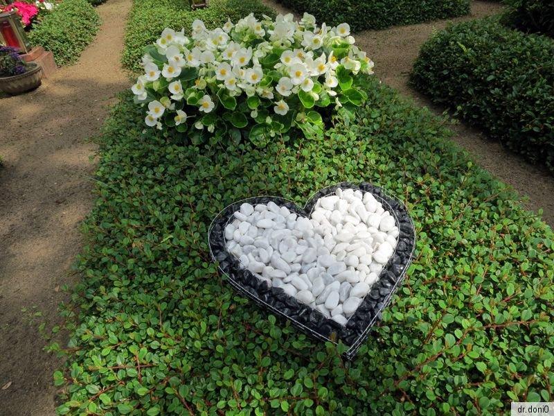 korb herz deko garten schale grab pflanzen bertopf blumen blumentopf neu ebay. Black Bedroom Furniture Sets. Home Design Ideas
