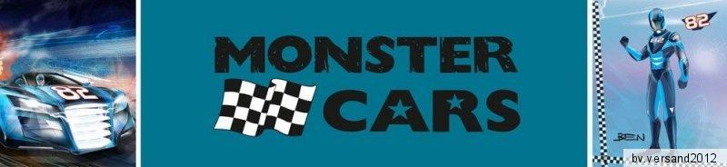 Depesche Monster Cars Freundebuch Mit Led Neu Ebay
