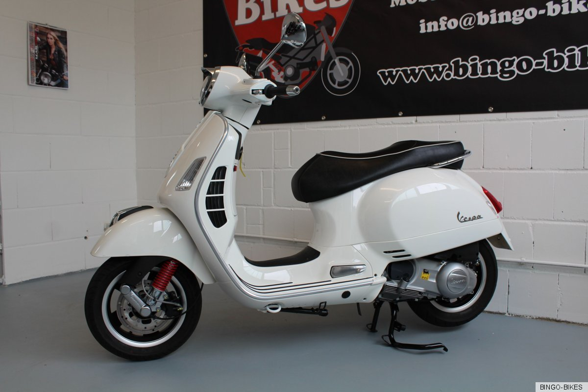 vespa gts 300ie super t v service neu bingo bikes ebay. Black Bedroom Furniture Sets. Home Design Ideas