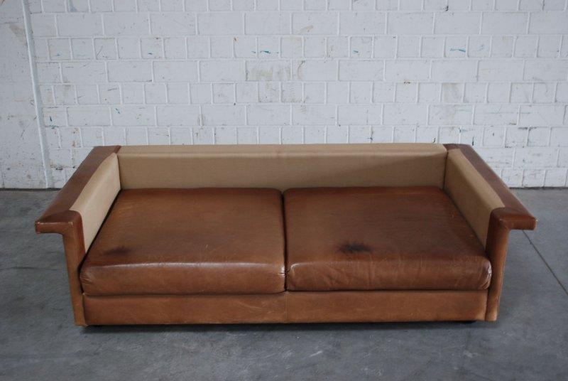 Wohnzimmer vintage sofa hocker for Couch hocker poco
