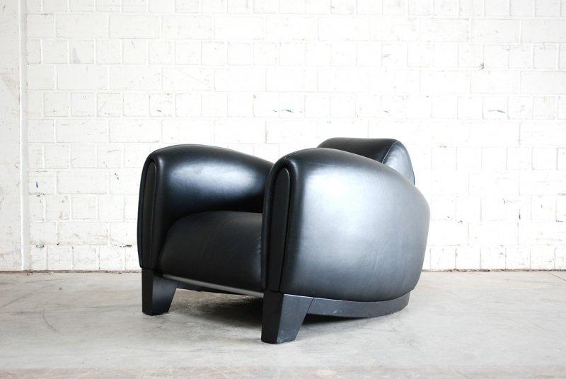 de sede ds 57 franz romero ledersessel bugatti lounge. Black Bedroom Furniture Sets. Home Design Ideas