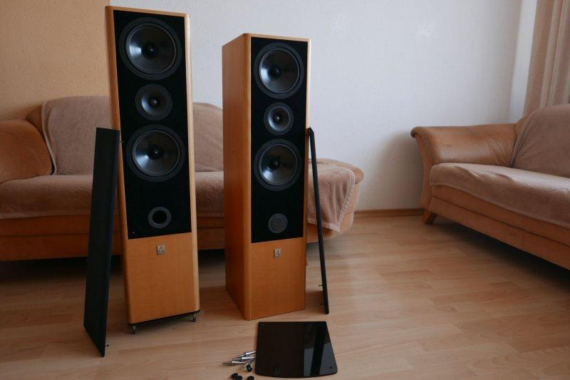 paar alr jordan nummer 3 lautsprecher boxen 120w 4ohm. Black Bedroom Furniture Sets. Home Design Ideas