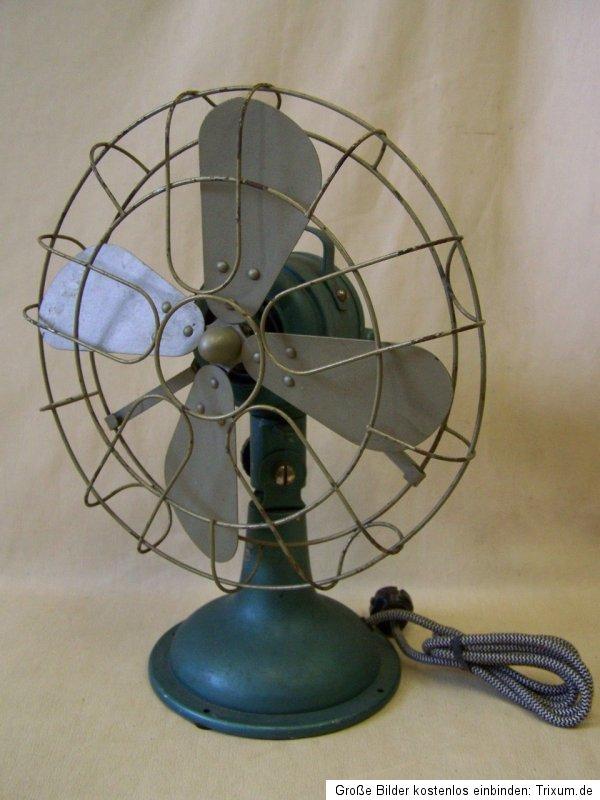 sch ner alter ventilator art deco design ebay. Black Bedroom Furniture Sets. Home Design Ideas