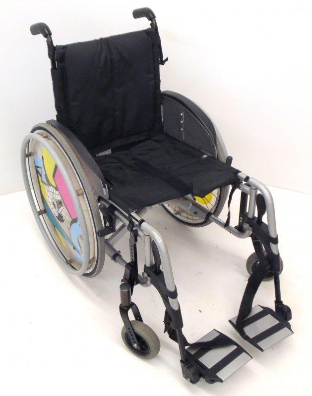 Rollstuhl sitzbreite 42 cm sopur easy160 i rollst 252 hle faltrollstuhl