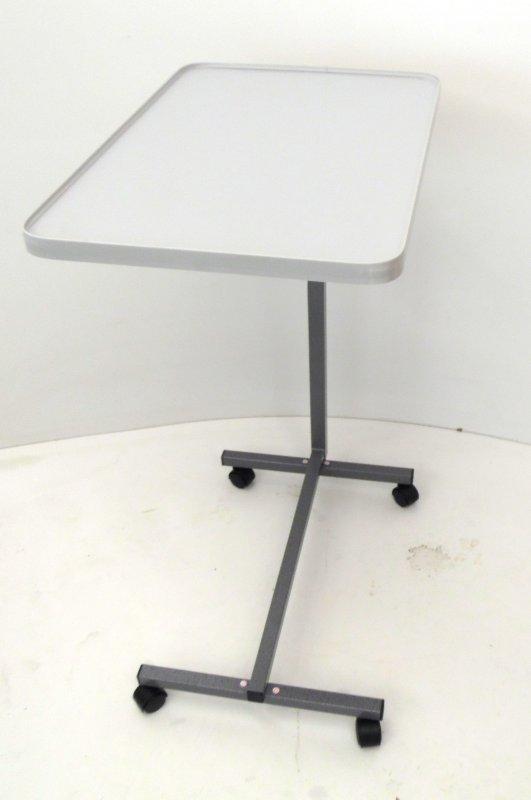 bett tisch 60x40 beistelltisch pflegetisch krankenbett tisch krankentisch tfs157 ebay. Black Bedroom Furniture Sets. Home Design Ideas