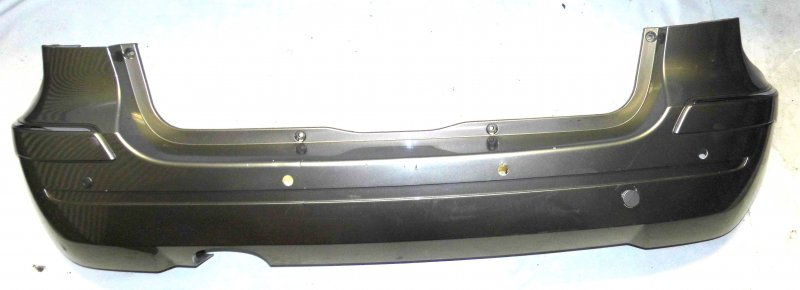 mercedes benz w169 sto stange hinten in grau mit pdc. Black Bedroom Furniture Sets. Home Design Ideas