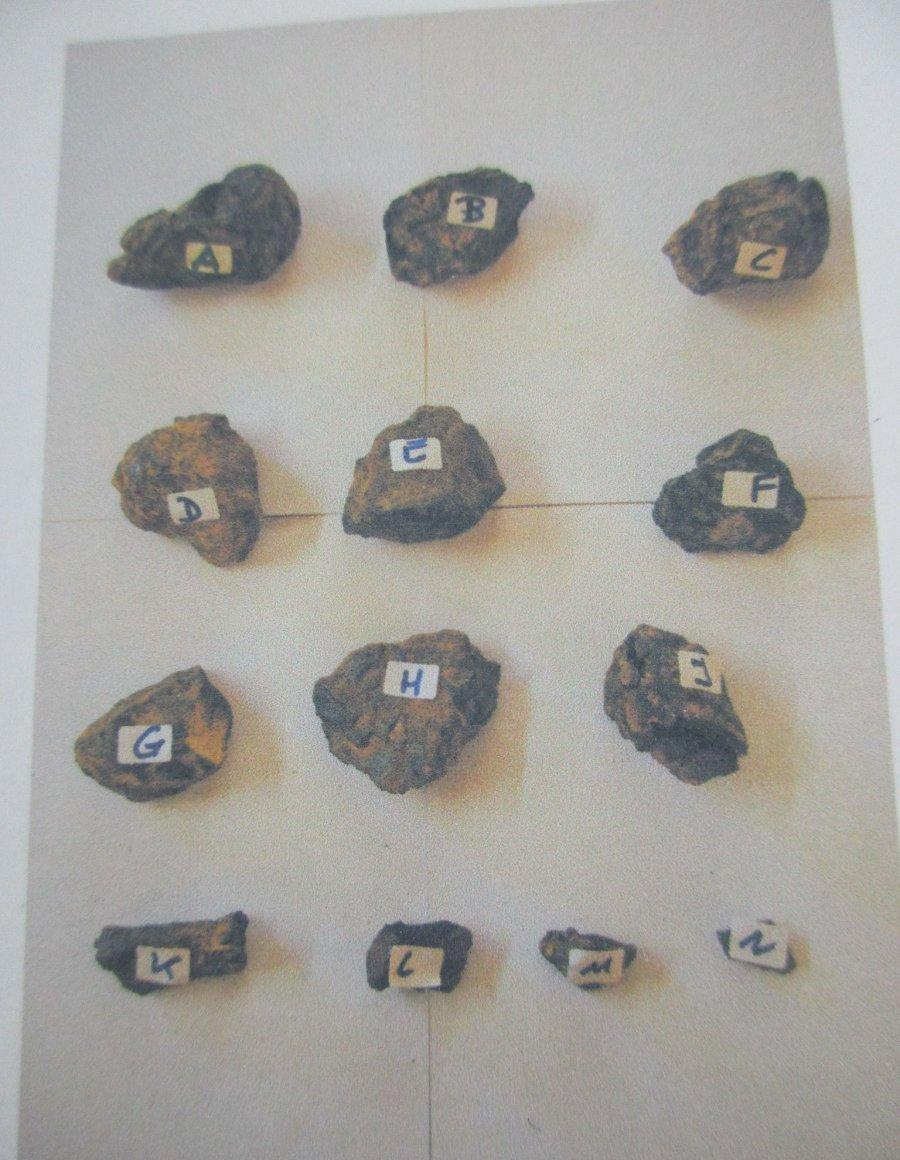 echter meteorit eisen fundort 1958 china gepr ft mit gutachten 173 g ebay. Black Bedroom Furniture Sets. Home Design Ideas