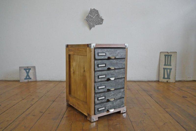 Aktenschrank antik  Wolkenmarmor Antik Aktenschrank Büroschrank Holz Alt Papierablage ...