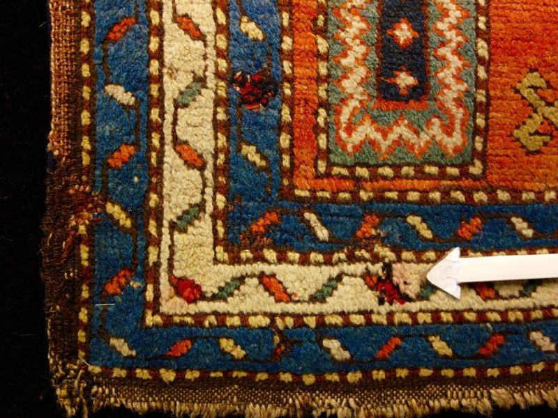 Antike Kazak Teppich, Old ( Kazak ) Rug  eBay