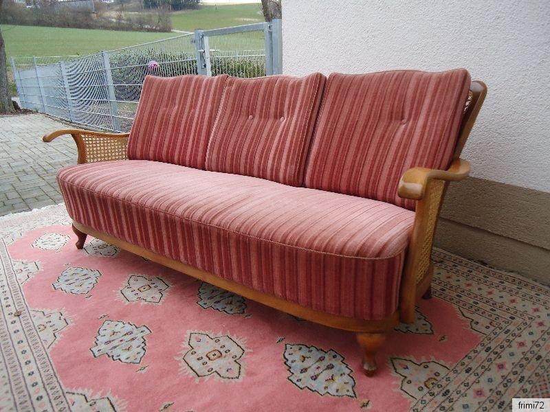 Sofa In Flieder Mit Gruenem Bild : Englisches chippendale sofa flieder tisch intarsiert