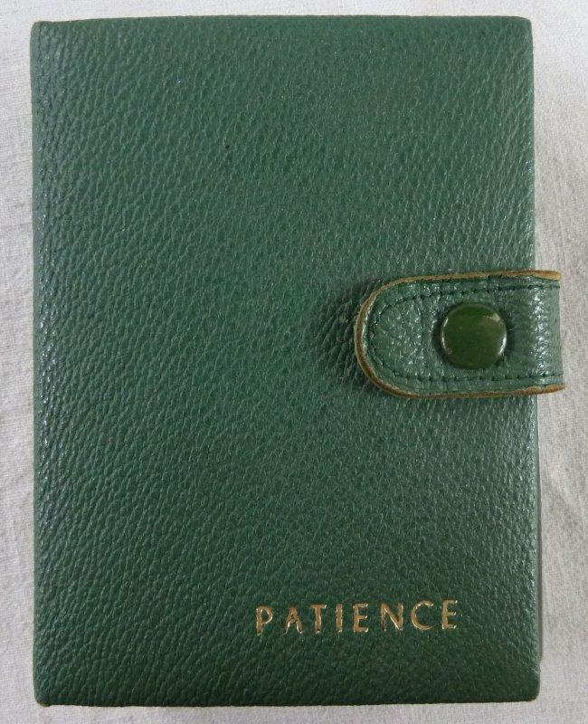 mini patience karten