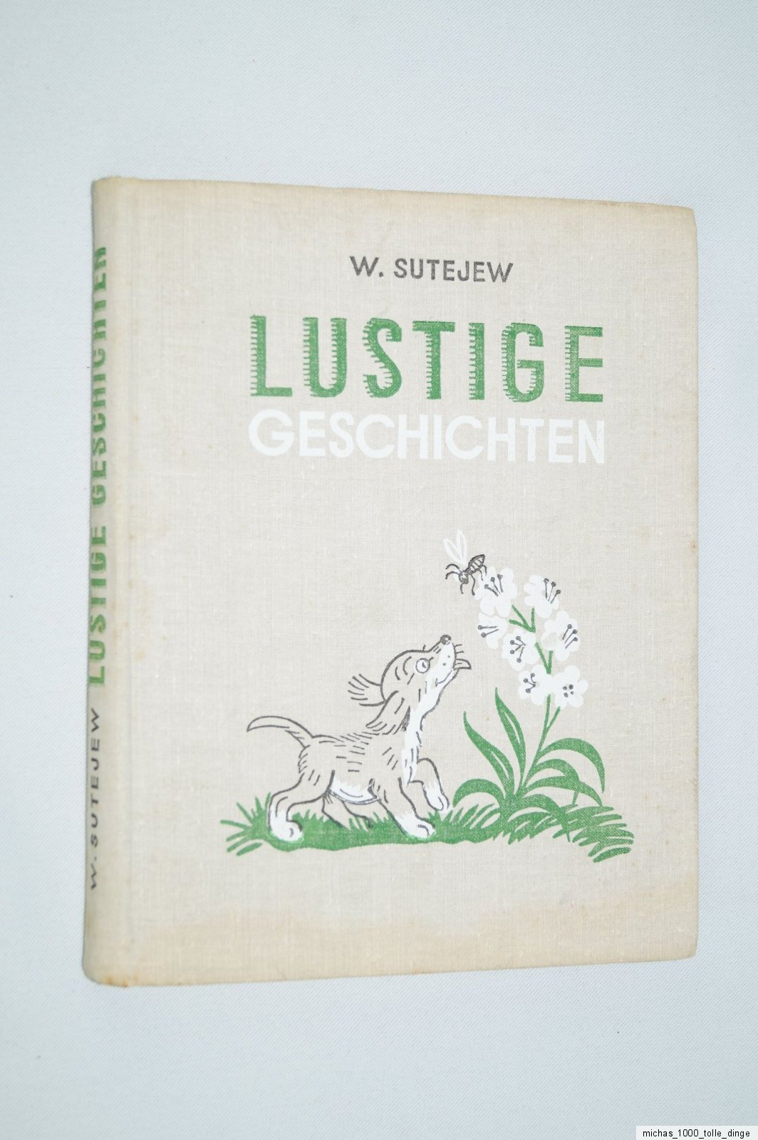 lustige geschichten sutejew kinderbuch buch ddr moskau ebay. Black Bedroom Furniture Sets. Home Design Ideas