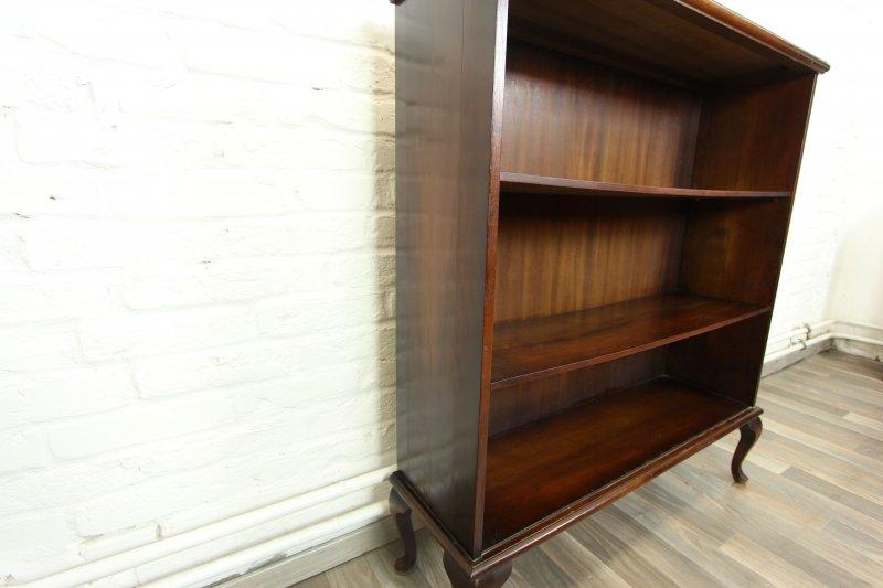 wundersch nes chippendale b cherregal b cherschrank regal. Black Bedroom Furniture Sets. Home Design Ideas