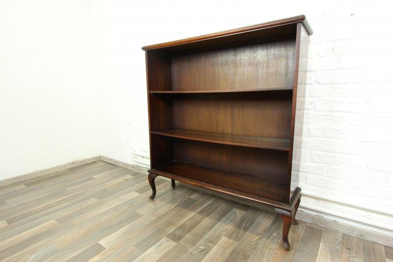 wundersch nes chippendale b cherregal b cherschrank regal holz antik stil ebay. Black Bedroom Furniture Sets. Home Design Ideas