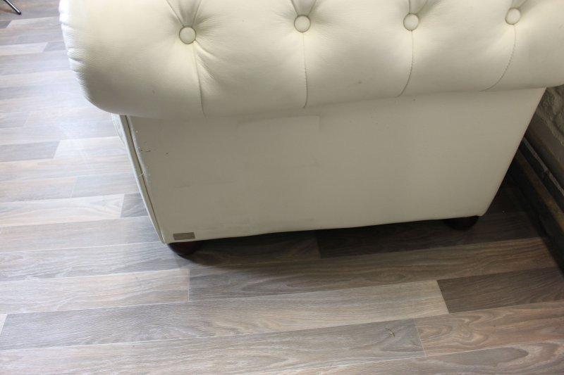 noblessimo leder sofa 3 sitzer garnitur 3er chesterfield englisch landhaus ebay. Black Bedroom Furniture Sets. Home Design Ideas