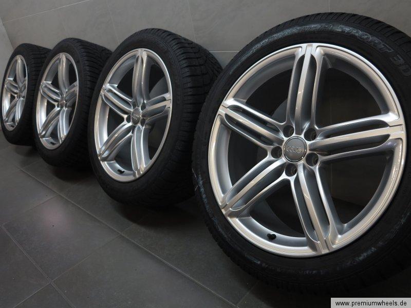 20 in hiver roues original audi q5 sq5 8r segment pneus hiver 7 0 mm ao ebay. Black Bedroom Furniture Sets. Home Design Ideas