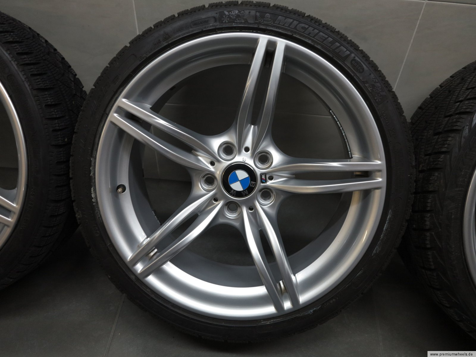 19 Inch Original Winter Wheels Bmw Z4 E89 Styling M326
