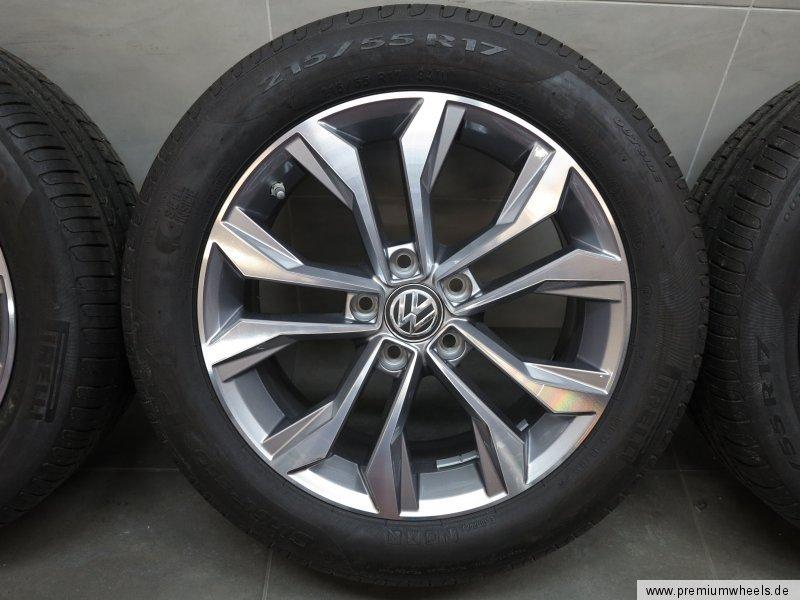 17 inch summer wheels original vw passat 3g b8 rims. Black Bedroom Furniture Sets. Home Design Ideas