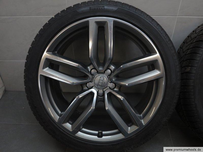 21 pouces roues d 39 hiver d 39 origine audi q5 sq5 8r speedline les pneus s line ebay. Black Bedroom Furniture Sets. Home Design Ideas