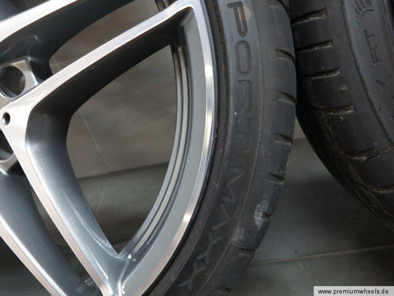 19 inch summer wheels original mercedes c63 amg w205 s205 rims rdk dot 0216 ebay. Black Bedroom Furniture Sets. Home Design Ideas