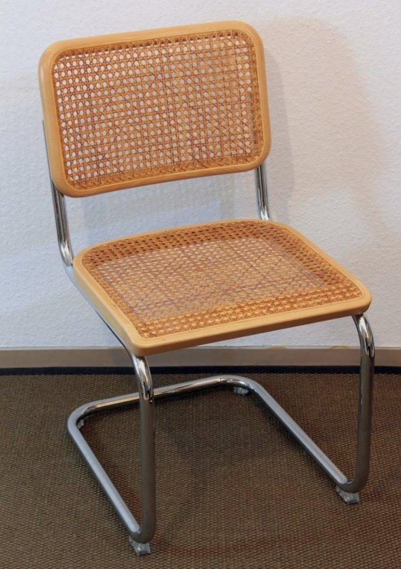 thonet s32 freischwinger bauhaus klassiker stuhl buche breuer chairs top. Black Bedroom Furniture Sets. Home Design Ideas
