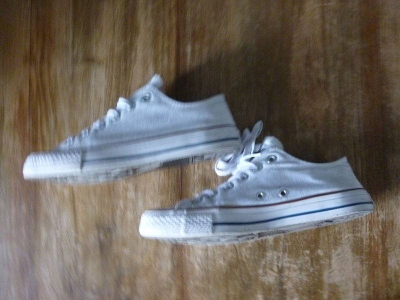 converse all star chucks sneakers turn schuhe aged wei gr. Black Bedroom Furniture Sets. Home Design Ideas