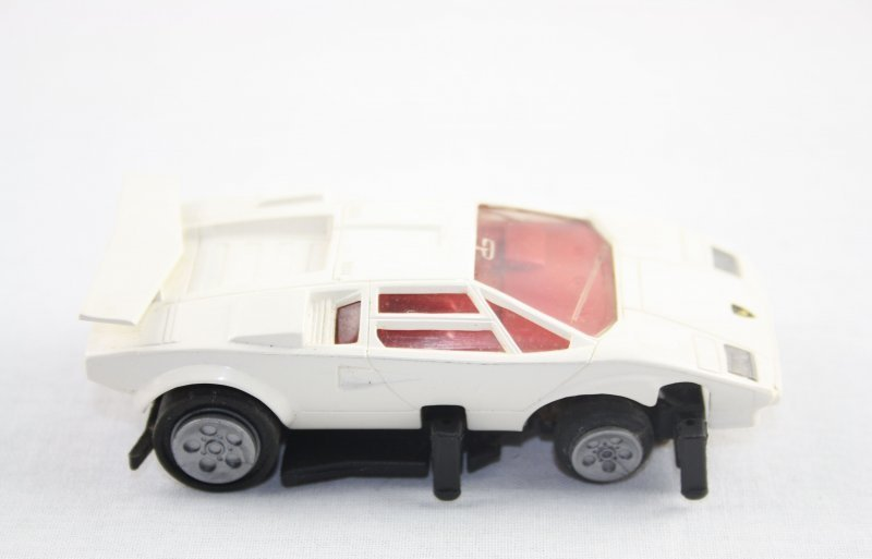 carrera servo 140 auto lamborghini countach 78441 v3 slotcar selten rar ebay. Black Bedroom Furniture Sets. Home Design Ideas