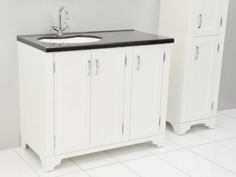 badm bel set ritorno weiss badm bel mit waschbecken und spiegelschrank naka24. Black Bedroom Furniture Sets. Home Design Ideas