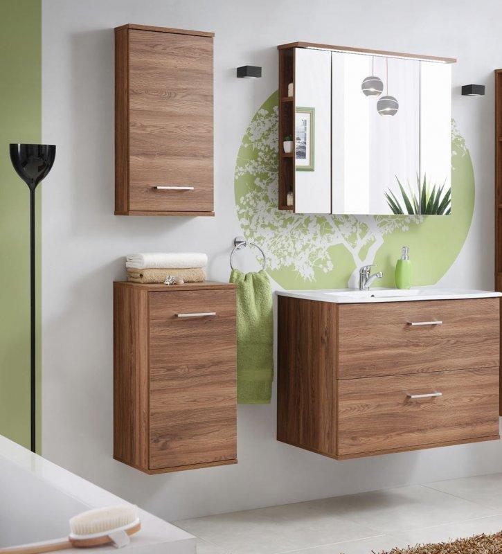 badm bel set harmony badm bel mit waschbecken 80 cm ohne hochschrank ebay. Black Bedroom Furniture Sets. Home Design Ideas