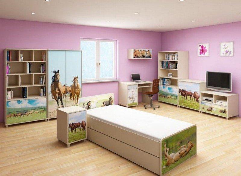Jugendzimmer Kinderzimmer verschiedene Varianten \'\'Karino\'\' neu ...