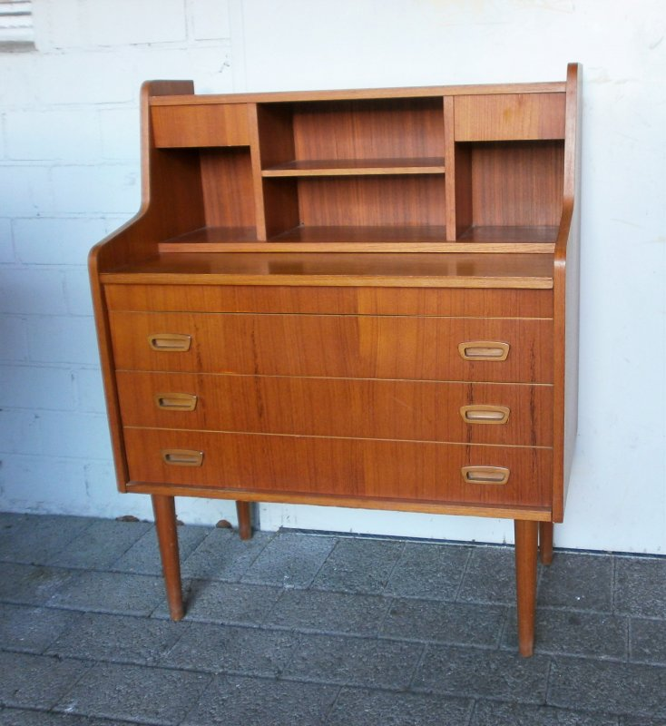 teak sekret r teakholz mid century d nisch style. Black Bedroom Furniture Sets. Home Design Ideas