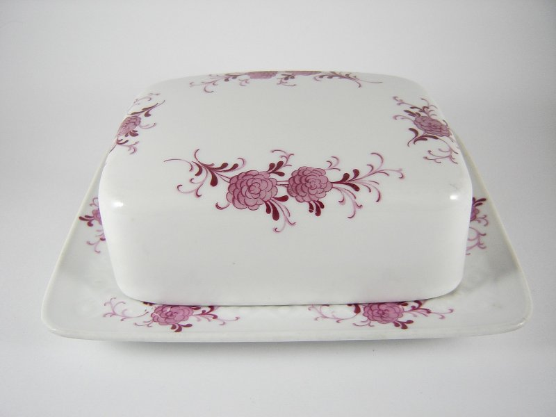 butterdose seltmann weiden annabell bavaria w germany qualit ts porzellan. Black Bedroom Furniture Sets. Home Design Ideas